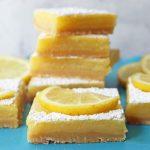 The Best Lemon Bars. Sweet and tangy lemon filling on a buttery shortbread crust. Tips and tricks for making the perfect lemon bar! www.modernhoney.com #lemonbar #lemonbars #lemondesserts #lemondessert #lemonsquare #lemonsquares