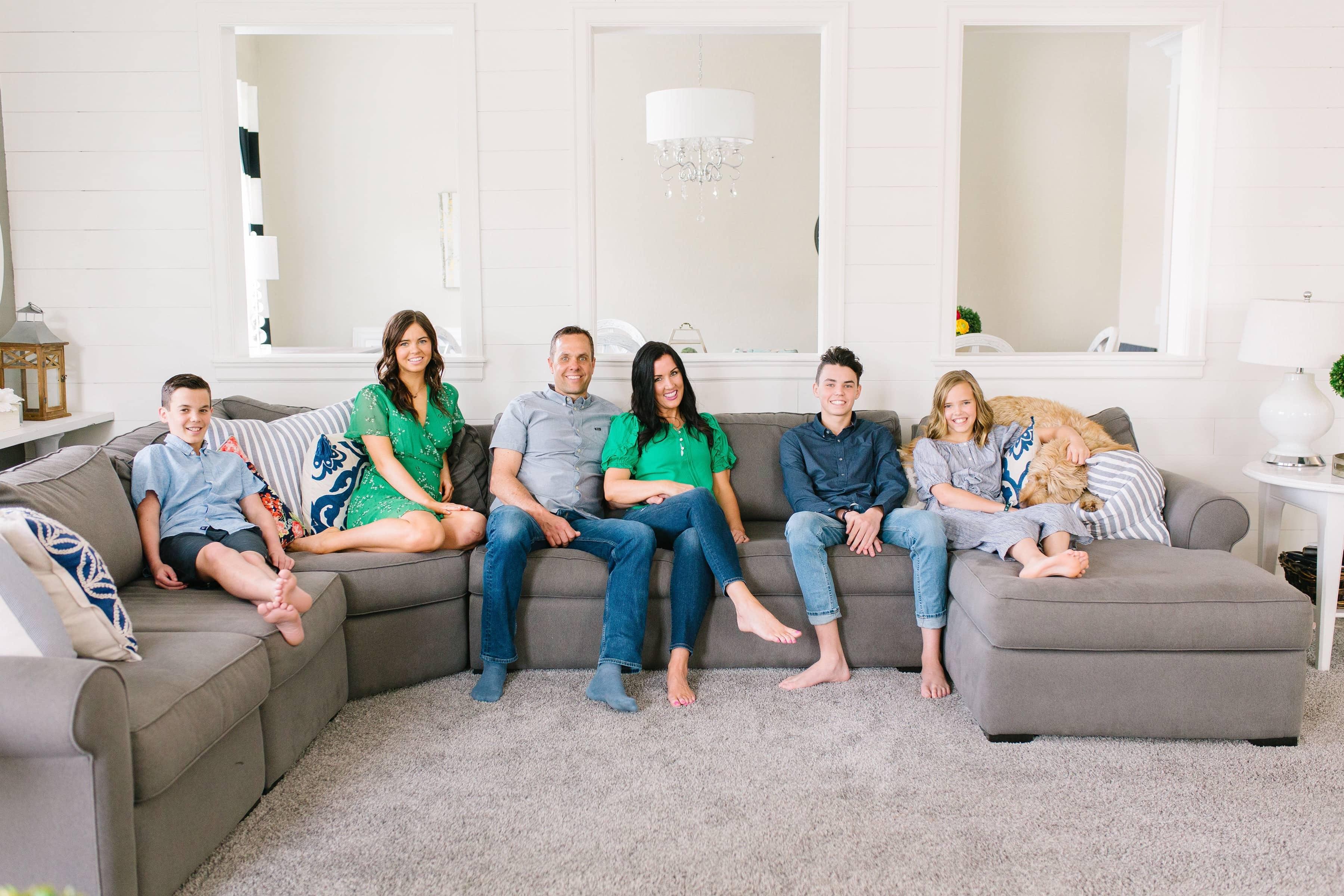 Melissa Stadler Modern Honey Family