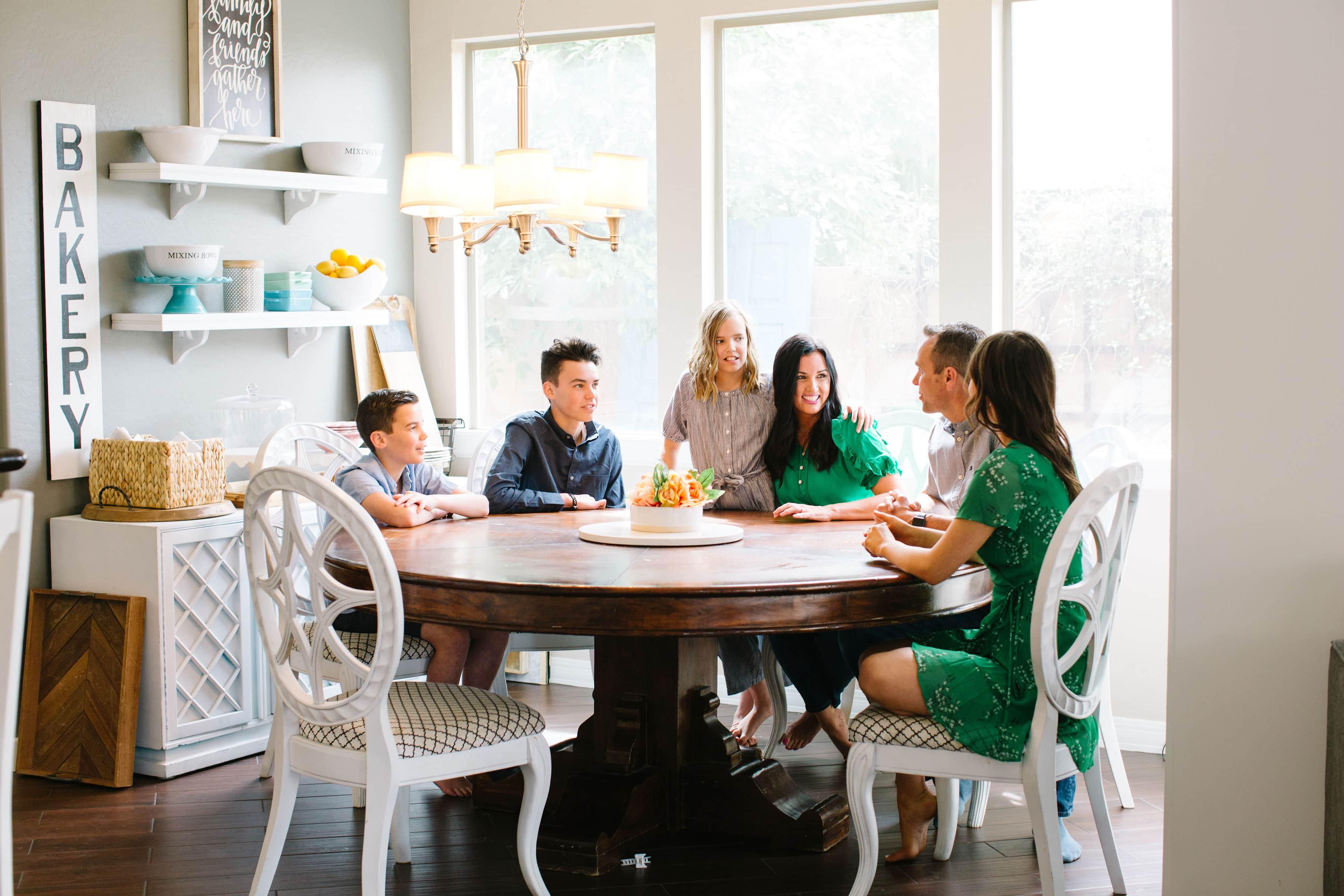 Melissa Stadler Modern Honey Family Table. About Modern Honey