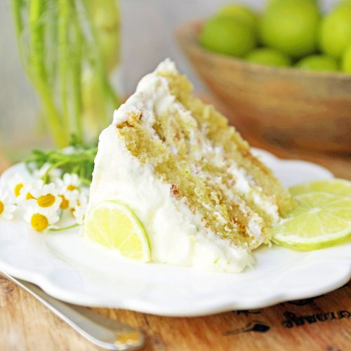Key Lime Cake Modern Honey