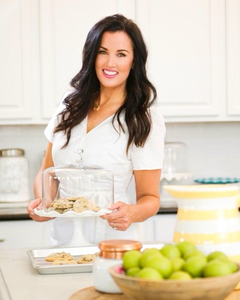 Melissa Stadler Modern Honey Baking Cookies