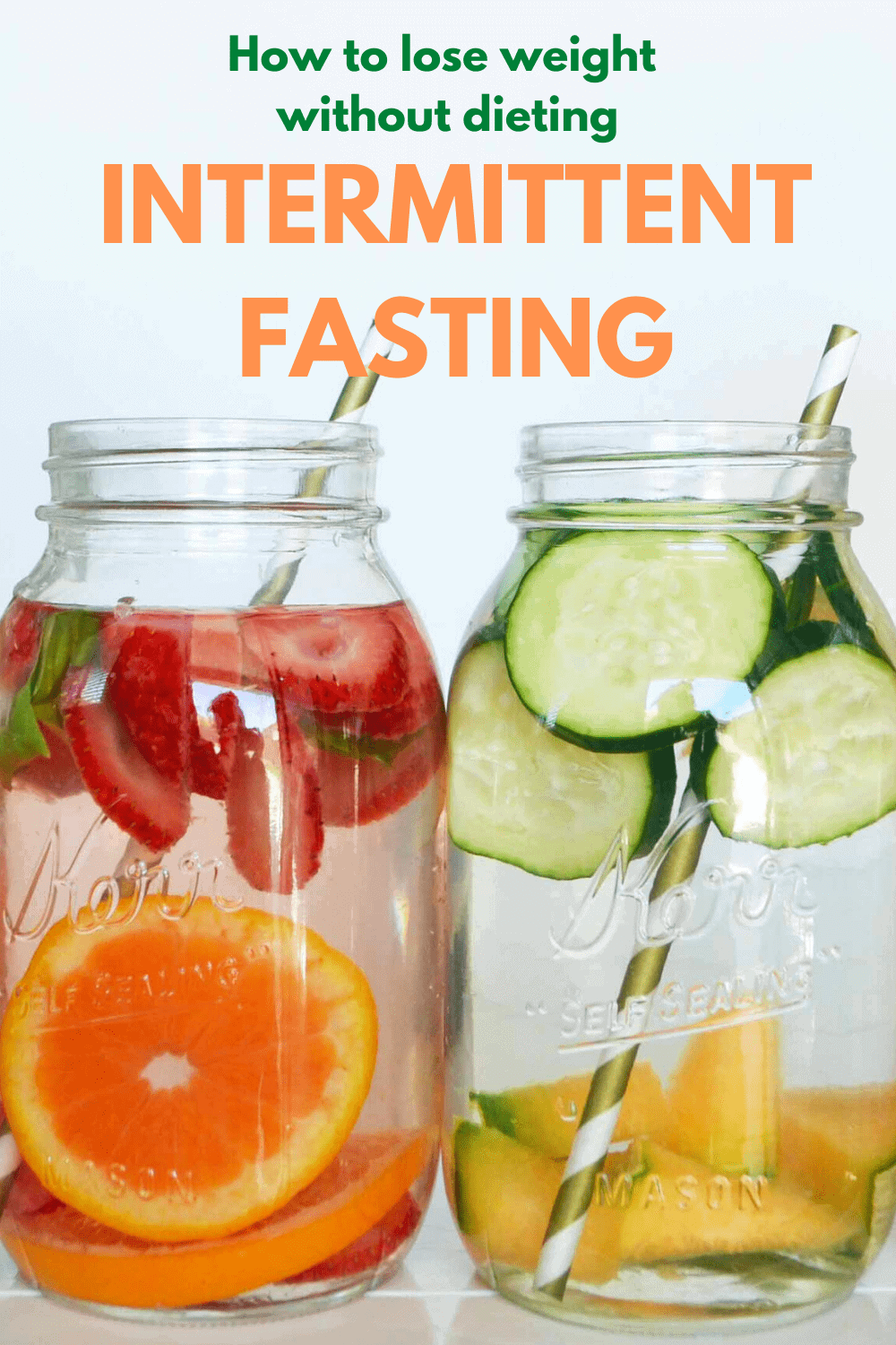 Intermittent Fasting Results. How I lost over 50 lbs. by following an intermittent fasting program. It is great for weight loss without dieting. #fasting #fast #intermittentfasting #beforeandafter #diet