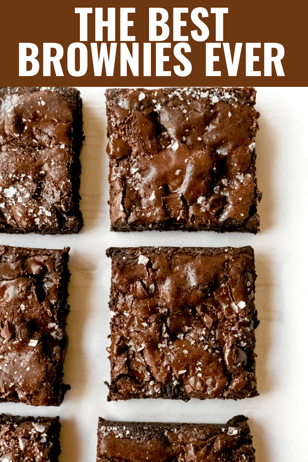 One Bowl Fudgy Chocolate Brownies How to make the easiest and quickest rich, decadent, fudgy, homemade chocolate brownies. These homemade brownies will knock your socks off! www.modernhoney.com #brownie #brownies #chocolate #chocolatebrownies
